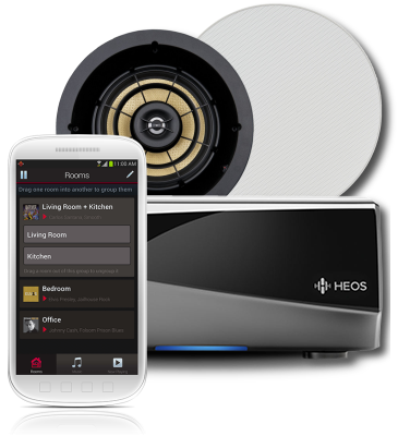 Denon Heos Multiroom Audio - Homeplay Electronics