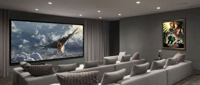 Home Theatre - Homeplay Electronics